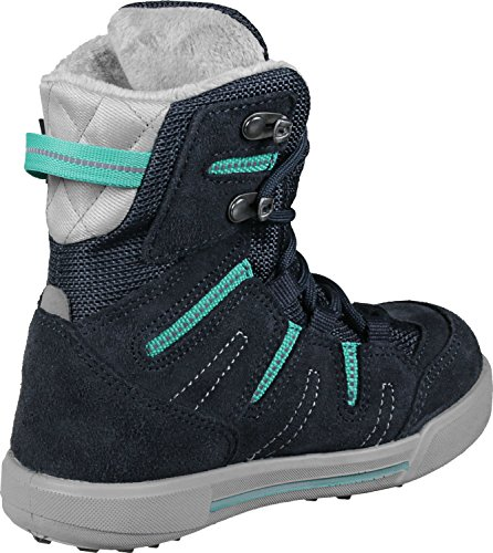"Girls Boots ""Lilly"" Blau"