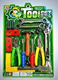 #3: Tickles Tool Set for Kids Repairing Kit (Random Color)