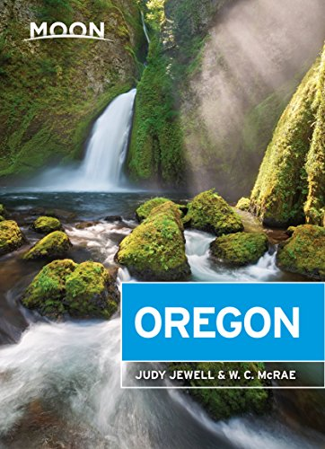Moon Oregon (Travel Guide) (English Edition)