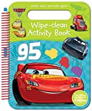 Cars 3 Wipe-Clean Activity Book