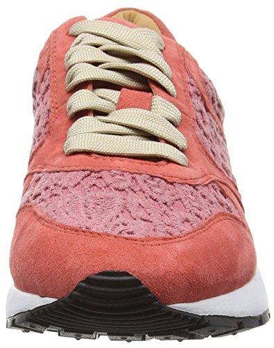 Giudecca Jycx15pr102-1, Low-Top Sneaker femme rouge (AX-9Coral/T-1)