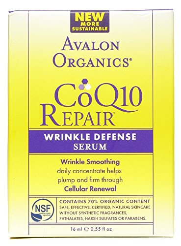(3 PACK) - Avalon - CoQ10 Wrinkle Defence Serum | 16ml | 3 PACK BUNDLE by Avalon - Coq10 Wrinkle Serum