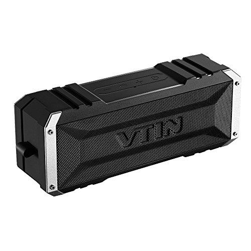 Vtin Punker Altavoz Bluetooth Estéreo Premium 20W Con Radiador Pasivo
