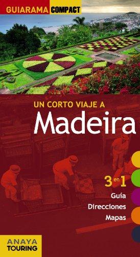 Madeira (Guiarama Compact - Internacional) por Anaya Touring