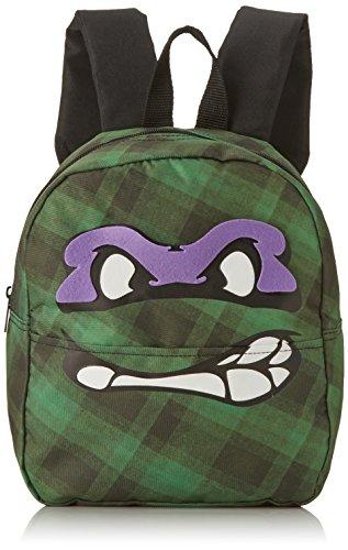 Turtles - Ninja Turtles Mini Bp W/Mask (Green) (Mini-ninja Turtles)