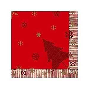 duni dunilin winterly weihnachten rot airlaid servietten. Black Bedroom Furniture Sets. Home Design Ideas