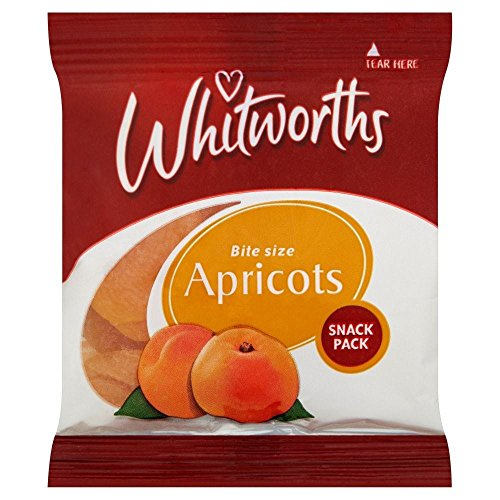 Whitworths Bite Size Apricots (35g)