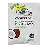 #10: Palmer's Coconut Oil Formula with Vitamin E Deep Conditioning Protein Pack, 2.1 OZ