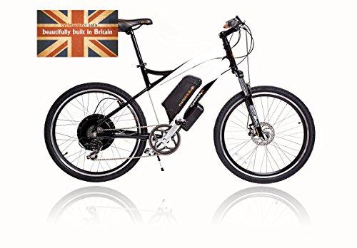 Bicicleta eléctrica cyclotricity, Stealth 500W 15Ah 17', iones de litio Motor eléctrico para bicicleta, E-Bike, potencia para bicicleta