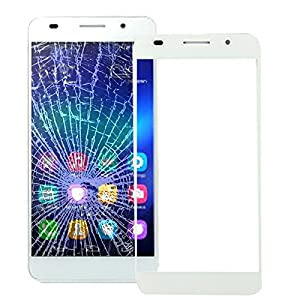 HUAWEI HONOR 6 FRONT GLAS GLASS Displayglas SCREEN + Werkzeug WEIß