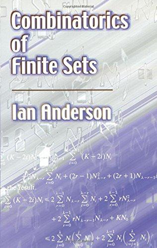 Combination of Finite Sets (Dover Books on Mathematics)