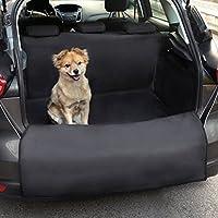 Universeller Kofferraumschutz von Heldenwerk - Ideal für Hunde - Kofferraumdecke mit Ladekantenschutz - Schneller Einbau (185 x 104 x 33)