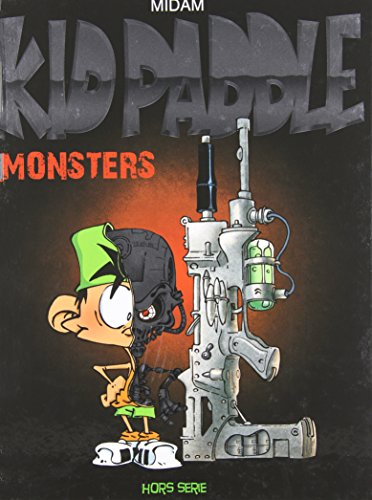 Kid Paddle, Hors série : Monsters