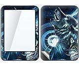 Tolino Shine 2 HD Skin Wolf Sticker Handy Folie Aufkleber + Wallpaper, Schutzfolie Fuer Cover Hülle Folie