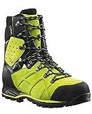 Haix Schnittschutzstiefel Protector Ultra Lime Green Schnittschutzklasse 2 grün Größe 45