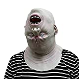 Huhua Tête Pleine de Nouvelle Fantaisie Halloween Effrayant Masque Partie Masque en...