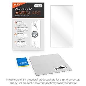 BoxWave Housse de demande Xtablet T1600ClearTouch protection d'écran anti-reflets–Qualité supérieure anti-reflet, anti-traces film mat à la peau de bouclier contre les rayures (inclus non pelucheux Chiffon de nettoyage et carte Applicateur)