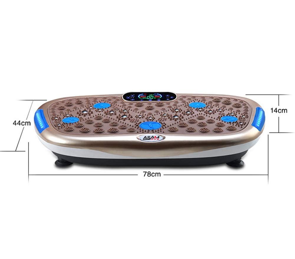51CPyNaxPaL - Rocket Vibration Machine,Fitness Exercise Equipment To Lose Weight Tone Muscles