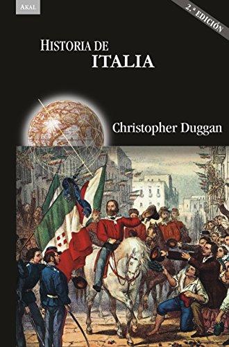 HISTORIA DE ITALIA (Historias nº 40) por CHRISTOPHER DUGGAN