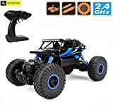 #1: Zest 4 Toyz Rock Through Crawler 1:18 Scale 4Wd Rally Car - The Mean Machine