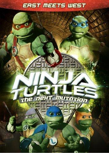 Ninja Turtles The Next Mutation: East Meets West by Jarred Blancard
