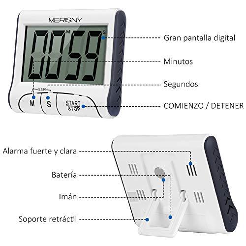 Zoom IMG-1 merisny timer da cucina elettronica