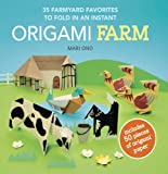 Origami Farm - 35 farmyard favorites to fold in an instant - Includes 50 pieces of specially designed origami paper!