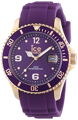 Ice-Style Ice-Watch Purple Silicon, Unisex Size, IS.PER.U.S.13
