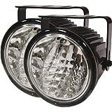 HP Autozubehör 28709 LED Tagfahrlicht-Set 12/24 Volt