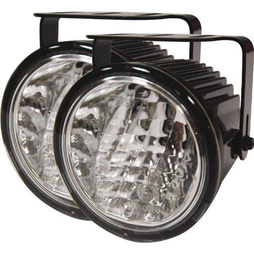 HP-Autozubehör 28709 LED Tagfahrlicht-Set 12/24 Volt