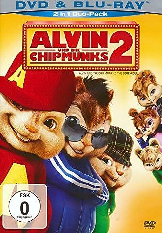 ALVIN und die Chipmunks 2 - DVD & Blu-Ray [2in1 Duo-Pack]