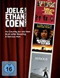 Joel & Ethan Coen - The New Collection (Burn After Reading, No Country For Old Men, A Serious Man) [3 DVDs] - Cormac McCarthy