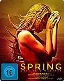 Spring - Love is a Monster - Steelbook [Blu-ray]