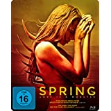 Spring - Love is a Monster - Steelbook