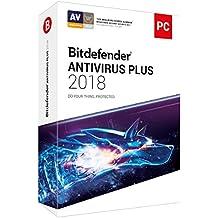 Bitdefender Antivirus Plus 2018 2 Ans 3 PC