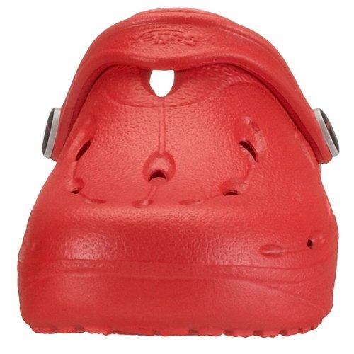 Chung Shi DUX kids 8900520 Unisex-Kinder Clogs & Pantoletten Rot