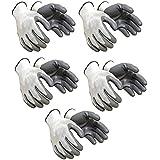 Swastik Nylon Anti Cut Safety Hand Gloves - 5 Pairs