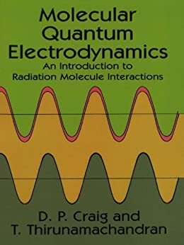 molecular quantum electrodynamics dover books on