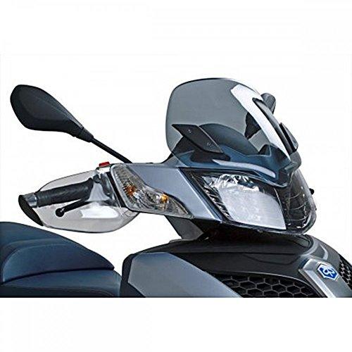 Handprotektoren transparent Piaggio MP3 Yourban 125 300 4T LC - Piaggio Yourban Mp3