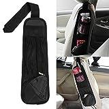 Onemoret lato Car Seat multi-pocket Storage Bag Tidy organizer da viaggio Cool Hot rete della maglia nera