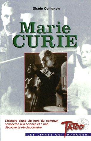 Marie Curie PDF Books