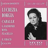 Lucrezia Borgia-Comp Opera [Import allemand]