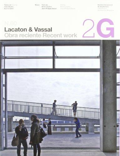 2GN.60: Lacaton & Vassal - Recent Work