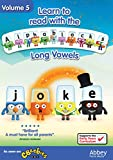 Learn To Read With The Alphablocks - Long Vowels Volume 5 [DVD]