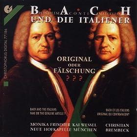Tilge, Hochster, meine Sunden, BWV 1083: Ist mein Herz in Missetaten (Soprano)