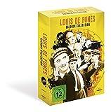 Louis de Funés: Balduin Collection (Die Knallschote / Der Geldschrankknacker / Der Trockenschwimmer / Der Ferienschreck / Das Nachtgespenst / Der Sonntagsfahrer) [6 DVDs] -