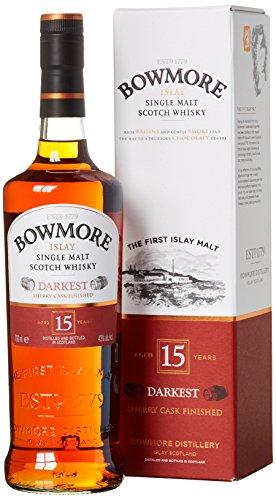 Bowmore 15 Years Old Whiskey - 1 Bottiglia