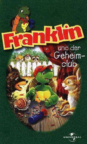 Produktbild Franklin 3 - Franklin und der Geheimclub [VHS]