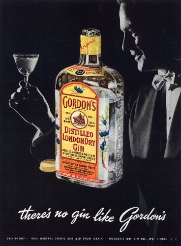 gordons-gin-theres-no-gin-come-gordons-stampa-artistica