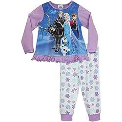 Frozen - Pijama para niñas 5 - 6 Años